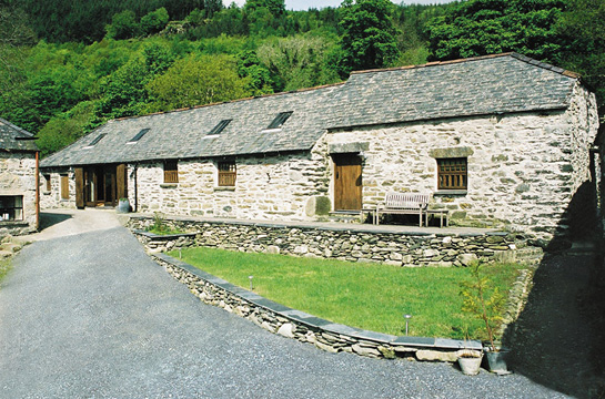 North Wales Accomodation - The Lodge