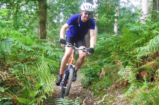Mountain Bike Trails North Wales